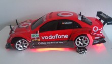 Mercedes C-Klasse DTM 2006 Vodafone