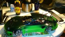 Modelbau - PORSCHE GT3
