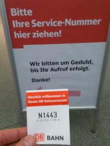 ...neulich bei der Deutschen Bahn...
