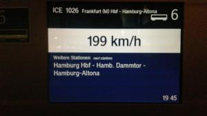 ICE 200 KM/h