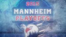 Adler Mannheim Playoffs 2015