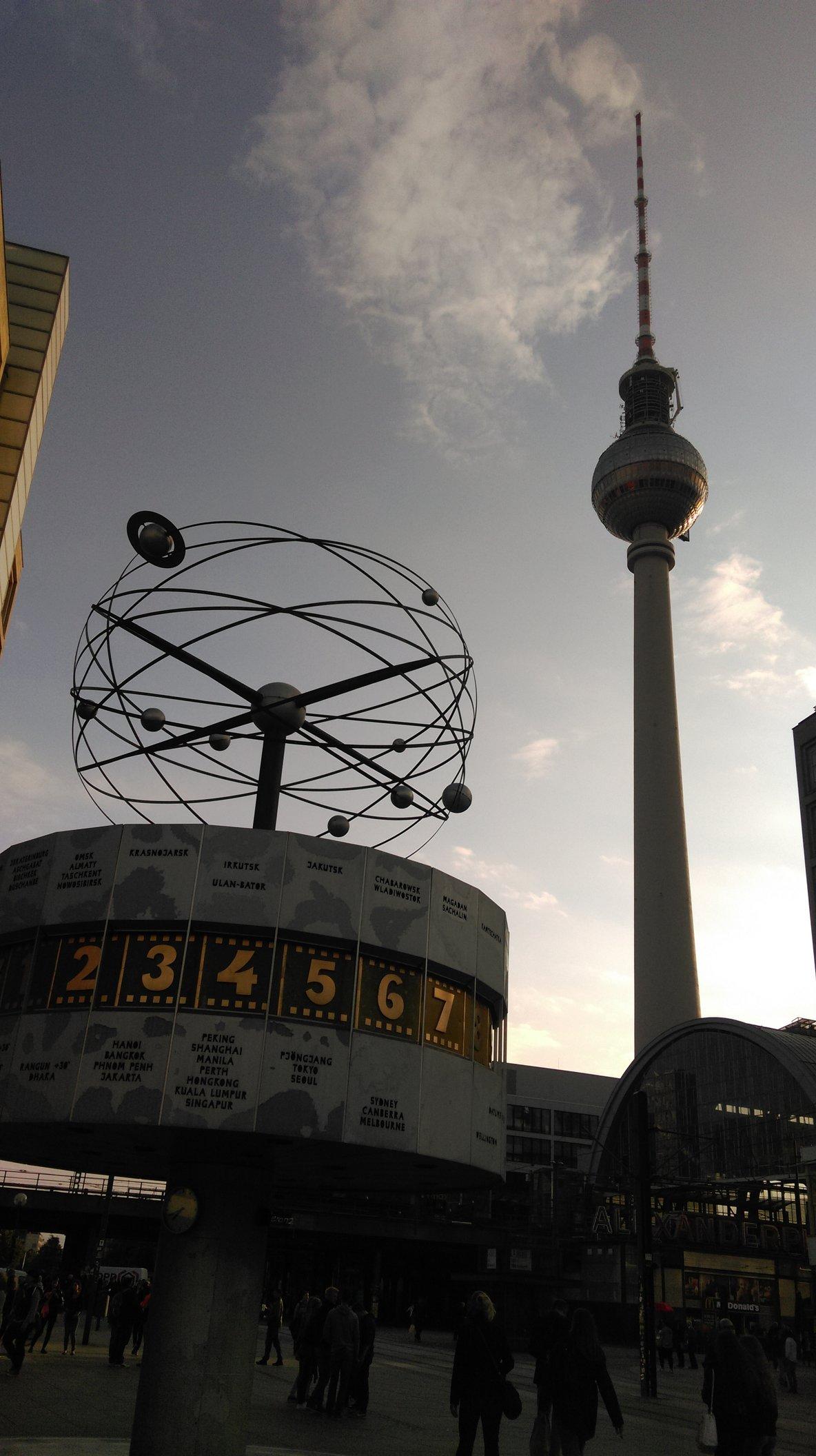 Unterstützung in Berlin